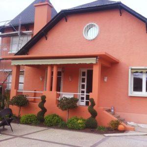 rénovation extérieur maison habitation